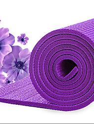 PVC Yoga Mats 188*61*6 Eco-friendly / Non Toxic 6 Vermelho / Azul / Verde / Roxa 金啦啦