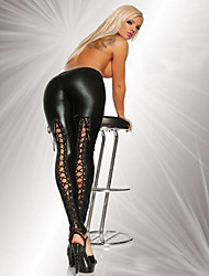 LULU Europe Women's  Fashion Sexy Printed Leggings