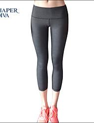 Shaperdiva Women's Yoga Pants Workout Slimming Clothes Sports Leggings
