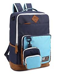 2Pcs Women Casual Rucksack Shoulder Bag School Backpack For College