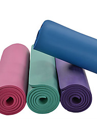 NBR Yoga Mats 180*66*1 Non Toxic (0.4 inch) 10 Green / Dark Blue / Dark Purple SHENGDE