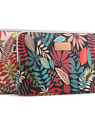 Colorful coleus Pattern Canvas Bag for Macbook Air 11.6 / Macbook 12