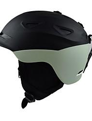 ski capacete neve, ce capacete de esqui, esportes capacete de segurança