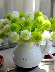 5 PCS Pastoralism Dandelion Artificial Flower