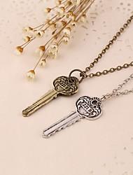 Movie Acc Sherlock Beck Street 221B Key Pendant Necklace