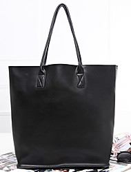 Paste® Most Popular Simple Design Real Cowhide Tote Bag