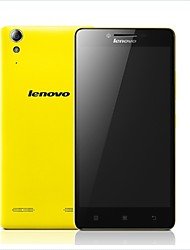 "Lenovo Straight 5.0 "" Android 4.4 Téléphone Portable (Dual SIM Quad Core 8 MP 1GB + 16 Go Noir / Blanc / Jaune)"