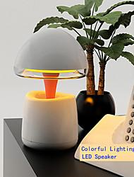 Aladdin contrôle de toucher la main multifonctionnelle tricolore éclairage Bluetooth Speaker