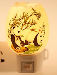 панда рисунком керамическая лампа ночник лампы bdeside аромат фестиваль подарок