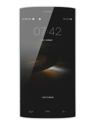 "homtom HT7 5.5 ""dual sim 8MP quad core per smartphone Android 5.1 3G + 2MP 1GB + 8GB nero / bianco"