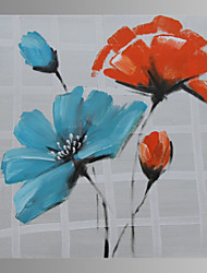 Flower Canvas Print Form Ready to Hang