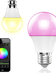 Smart App Control Wireless Bluetooth LED RGB Bulb/Light