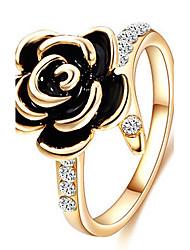 Ringe Hochzeit / Party / Alltag / Normal Schmuck Aleación Damen Statementringe 20 Stück,6 / 7 / 8 / 9 Goldfarben
