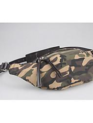 Men Canvas Casual / Outdoor Shoulder Bag - Green