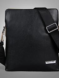 Men PU Baguette Shoulder Bag / Coin Purse / Travel Bag / Carry-on Bag - Blue / Black