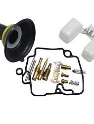 ciclomotor scooter de kit de reparo do carburador carburador gy6-50cc reconstruir acessório
