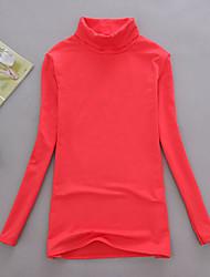 Coltrui - Polyester - Met ruches - Vrouwen - T-shirt - Lange mouw