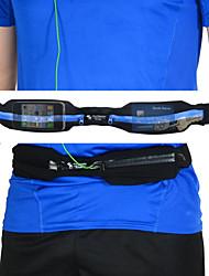Close Belt Super Light Weight Sports Running Waist Pouch Bag Pocket Belt-For Iphone6