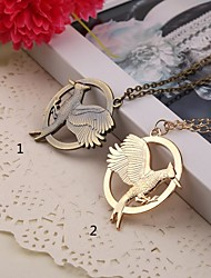 Movie Acc The Hunger Games Mockingjay Pendant Necklace