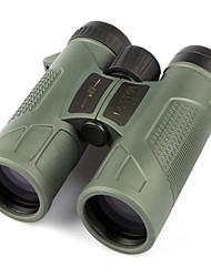 BOSMA 10 42 mm Jumelles RoofEtanche / Résistant aux intempéries / Antibuée / Générique / Coffret de Transport / Prisme en toit / Haute