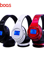 BOAS Wireless Bluetooth Headset with LCD display for Apple Mobile Phone