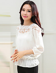 Women's Summer Fashion Sexy Chiffon Shirt