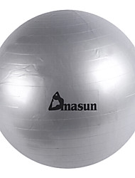 75cm Fitness Ball PVC Yellow / Red / Gray / Dark Green / Purple Unisex Dmasun