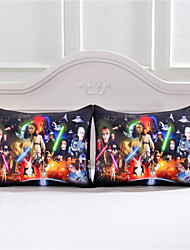 Star Wars Decorative Pillow Case Boys Favorite Gifts Home Textiles Pillowcase Cover 50cmx75cm One Pair