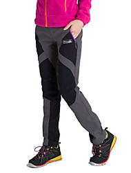 Mujer Pantalones de protección Mantiene abrigado Diseño Anatómico Aislado Permeabilidad a la humeda Listo para vestir Transpirable