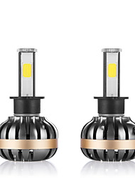 2PCS*H1 Headlight Conversion KIT bulbs 880 HGN-3005 80W 6000K