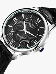 Men's Casual Fashion Water Proof Quartz Wrist Watches Cool Watch Unique Watch