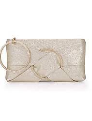 KAiLiGULA  Ladies handbag hand bag leather bag and sequins wrist bag