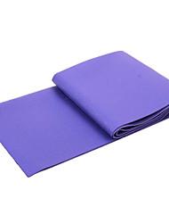 PVC Yoga Mats 173*61*0.4 Non Slip / Pegajoso 4.0 Roxa JOEREX