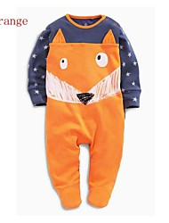 Fashion Newborn One-Piece Baby Boy Clothes Long Sleeve Spring Autumn Baby Rompers Infant Jumpsuit