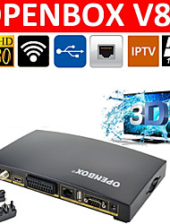 V8 openbox genuinos full hd cuadro receptor del pvr freesat tv por satélite