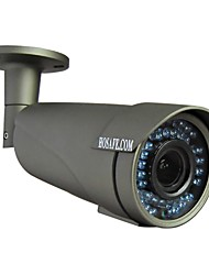 HOSAFE K3MB1GP 3MP ONVIF Outdoor POE IP Camera w/ 42-IR LED for 30m Night Vision
