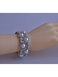 Korean Fashion Pearl Rosary Bracelet
