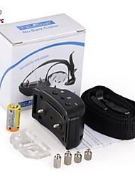 Chien aboiement / Colliers d'Entraînement pour ChienEtanche / Sans-Fil / Rechargeable / Anti Bark / Télécommande / Choc /