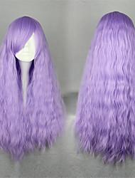 Lolita Wigs Sweet Lolita Lolita Long Light Purple Lolita Wig 70 CM Cosplay Wigs Solid Wig For Women