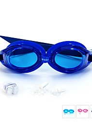 SUPER-K® Kids Swimming Goggles With Ear Plug and Nose Clip