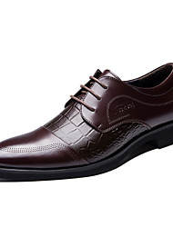 Men's Shoes Casual Oxfords Brown