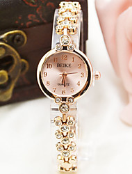Women's fashion bracelet watches