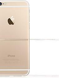 marque loli coque transparente mobiles appliquent à iphone6plus / 6splus