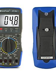 Manual Digital Multimeter for Automobile Maintenance HoldPeak HP-760J