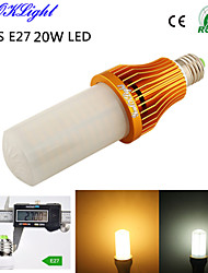 YouOKLight® 1PCS E27 20W 1700lm 260-3528SMD 3000K/6000K High brightness &long life 45,000H LED Light AC110-120V/220-240V