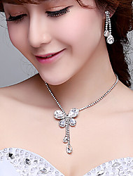 Butterfly Anniversary / Wedding / Engagement / Birthday / Gift / Party / Special Occasion Necklace