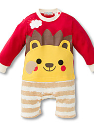 Baby Rompers Costumes Spring Autumn Long Sleeve Newborn Baby Girls Boy Clothes Animal