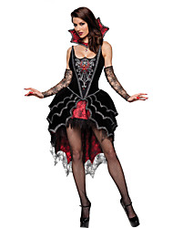 New!Women Halloween OZ Gothic Spider Enchantress Costumes For Carnival,Women's Vampire Cosplay Dionysia Costumes