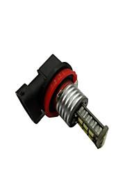 h8 / H9 / H11 автомобиля противотуманные фары H8 2835 12smd привело супер яркий легкость ошибка шины CAN бесплатно сопротивление модель