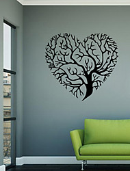Wall Stickers Wall Decals Style Love Tree Fashion Creative Personality PVC Wall Stickers